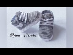 Baby Booties Knitting Pattern, Crochet Shoes Pattern, Crochet Cow, Crochet Baby Boots, Crochet Baby Sandals, Baby Shoes Pattern, Baby Girl Crochet, Baby Knitting Patterns, Crochet For Kids