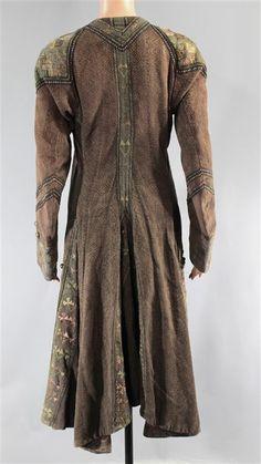 BLACK SAILS ANNE BONNY CLARA PAGET SCREEN WORN PIRATE COAT SS 2-4 | eBay
