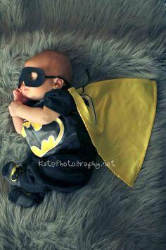 • Bat Baby…D'aww