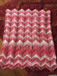 6 Day Kid Blanket Pattern On Ravelry My Own Border