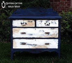 Navy Love - Annie Sloan Chalk Paint Napoleonic Blue