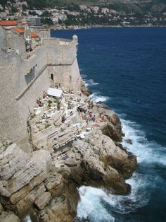 Dubrovnik, Croatia - Hole in the Wall Bar