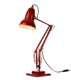 Anglepoise 1227, Anglepoise Original 1227 in RED from Lights 4 Living