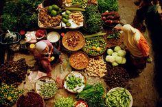 "ouilavie: ""Stuart Franklin. Malaysia.Johar Bharu. Market. 1997 """
