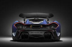 McLaren Special Ops P1 & 675LT Spider – Men's Gear