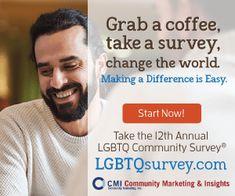 12th Annual LGBTQ Community Survey! | Seasons of Pride