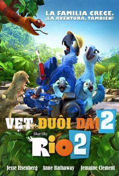 Chép Phim HD Rio 2 Vẹt Đuôi Dài 2 tại www.cinee.vn