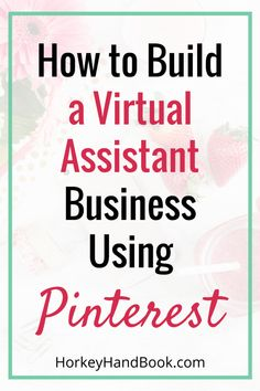 Catch the replay Blab w/Kristin Larsen from Believe in a Budget. Learn to build Your VA business using Pinterest. Lots of tips & tricks. Grab your freebie!