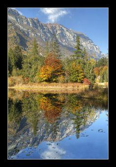 Un lago al quale è facile affezionarsi