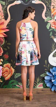 2789216880c2a1 31 excelentes imagens de Moda   Casual outfits, Cute dresses e ...