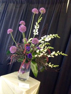 Capital district flower and garden show 15'