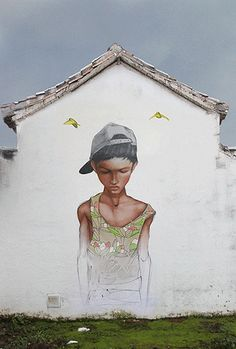 los graffitis de Cheko