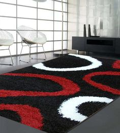 Discount Carpet Runners By The Foot Refferal: 5599343103 Hallway Carpet Runners, Cheap Carpet Runners, Stair Runners, Area Rug Dining Room, Area Rugs, Black And Grey Rugs, Black White, Newborn Crochet Patterns, Dry Carpet Cleaning