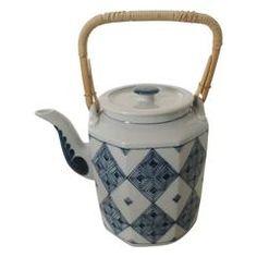 Royal Copenhagen Tea Pot by Gertrud Vasegaard