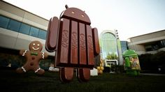 - Android Kit Kat it is. The new version of Android Operating System i.e Android is Kit Kat. The famous chocolate wafer bar sharing its name with