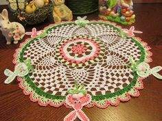 Easter Crochet Doilies pictures - Yahoo Image Search Results