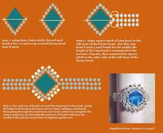 Anillo / ring pattern