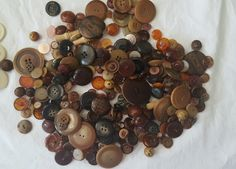 Vintage Antique Mixed Button Lot 13 lbs Bakelite Glass Wood Metal Celluloid | eBay