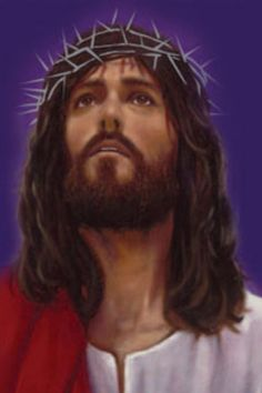 jesus of nazareth drawing Pictures Of Jesus Christ, Religious Pictures, Jesus Our Savior, Jesus Is Lord, Saint Esprit, Jesus Face, Jesus Loves You, King Of Kings, Christian Inspiration