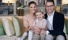 El anuncio del segundo embarazo de la princesa heredera Victoria de Suecia es una de las noticias más destacadas.