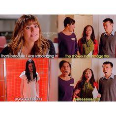 "#Glee 6x07 ""Transitioning"" - Rachel"