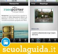 """Nuova """"app"""" da Legambiente per segnalare i rifiuti abbandonati"""