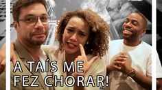 A TAÍS ARAÚJO ME FEZ CHORAR! FEAT. LÁZARO RAMOS E MARIANO JR. Dia cheio em São Paulo! Primeiro, foto pra lá de sensual com o Mister Brasil Mariano Jr. Depois, prestigiar meus queridos Lázaro Ramos e Taís Araújo no teatro. E eu me acabei de chorar com a Taís!