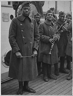Lt. J.R. Europe.  Teaching With Documents: Photographs of the 369th Infantry and African Americans during World War I.