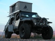 Jeep dragon expedition rock crawler with camper top. Offroader, Bug Out Vehicle, Jeep Accessories, Expedition Vehicle, 4x4 Trucks, Hot Cars, Jeep Wrangler, Cars And Motorcycles, Dream Cars