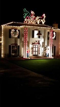 Christmas Tree Lane In Fresno Ca