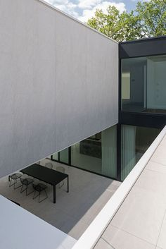 CUBYC Architects, DM Residence in Keerbergen, Belgium