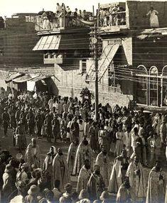 Armenians and Assyrians in Corpus Christi. Irak. Baghdad.1920 -