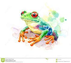 """Résultat de recherche d'images pour """"grenouilles aquarelles"""""""