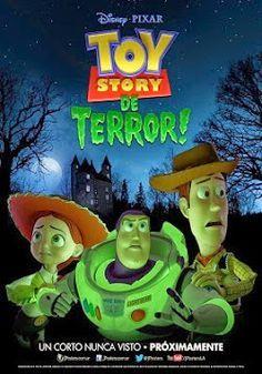 """Ver película Toy Story de Terror online latino 2013 gratis VK completa HD sin cortes descargar audio español latino online. Género: Animación, Infantil Sinopsis: """"Toy Story de Terror online latino 2013"""". """"Toy Story of ¡Terror!"""". Los entrañables personajes de 'Toy Story' vuelven"""