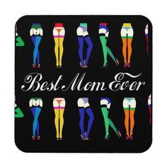 6 Pc Coaster Set  $32.00  by Fonticity  - custom gift idea