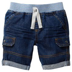 Boys' Keep It Real Denim Short