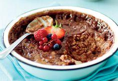Chocolate and Hazlenut Rice #recipe #Homebaking