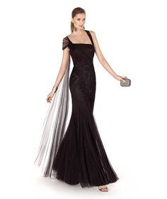 Pronovias te presenta su vestido de fiesta ADELMA de la colección Fiesta 2015. | Pronovias