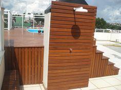 chuveiros de piscina paredes - Pesquisa Google