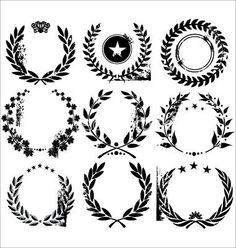 laurel wreath. incorporated in branding? wrapped around circle or shape. subtle.