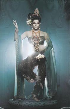 Aishwarya Rai Bachchan's Kalyan Jewellers New Print Ad for Nimah Collection.