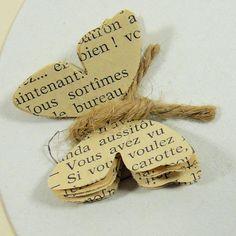 Schmetterling #diy #schmetterling #papier