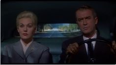 Vertigo (1958, Alfred Hitchcock) / Cinematography by Robert Burks
