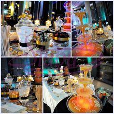 Impreza firmowa Nosalowy Dwór Resort & SPA Zakopane wykonanie www.fabrykaslubu.pl #fontannaczekoladowa #fontannaalkoholowa