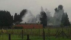 Uitslaande brand vernielt garage