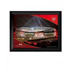 Arsenal F.C. Framed Print Emirates Night 8 x 6