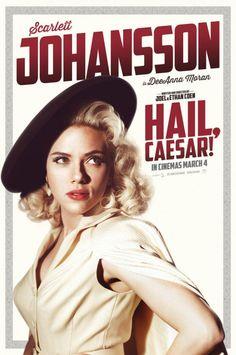 Scarlett's new movie Hail, Caesar! (2016)