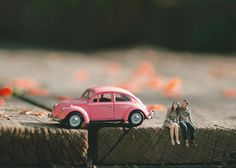 Thai Wedding Photographer Turns Couples Into Cute Miniature People wedding photography subjects - Photography Subjects