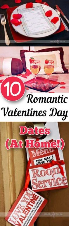 10 romantic valentines day date at home - Cheap Valentines Day Date Ideas