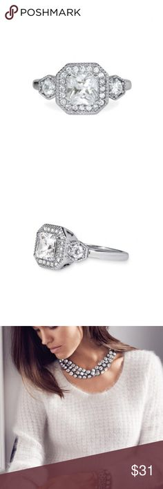 ed99c910342c Deco Cocktail Ring - Size 9 Inspired by Stella  amp  Dot s best-selling Deco
